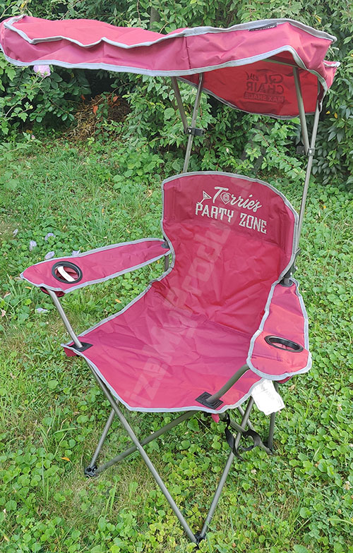 Torrie's Party Zone (Chair)